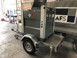 Fuelbox 950 aanhangwagen